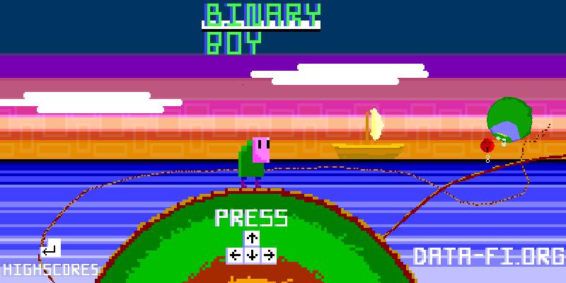 Binary Boy - Data-Fidelity 0